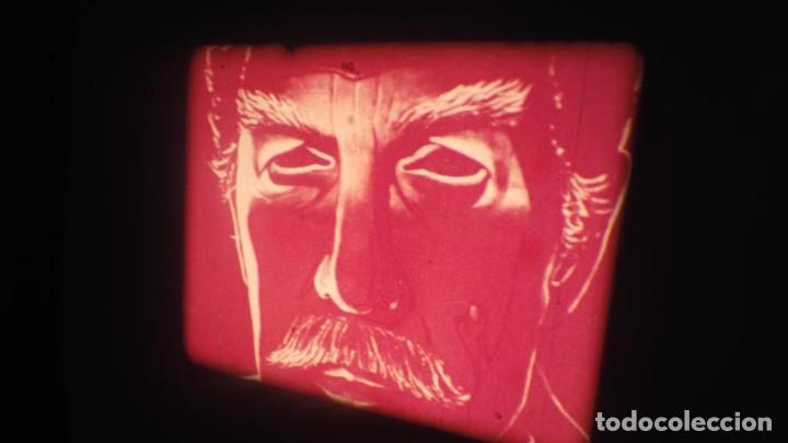 Cine: EL CASO DEL DOCTOR VALDEMAR (TERROR) PELÍCULA-SUPER 8 MM-1 x 180 MTS, RETRO-VINTAGE FILM - Foto 88 - 165910522