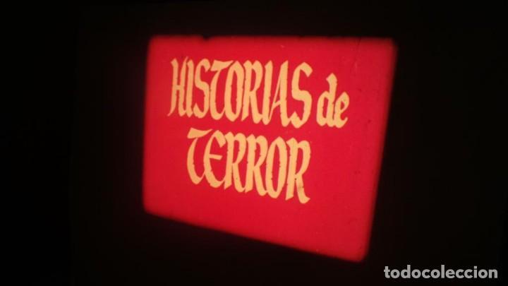 Cine: EL CASO DEL DOCTOR VALDEMAR (TERROR) PELÍCULA-SUPER 8 MM-1 x 180 MTS, RETRO-VINTAGE FILM - Foto 92 - 165910522