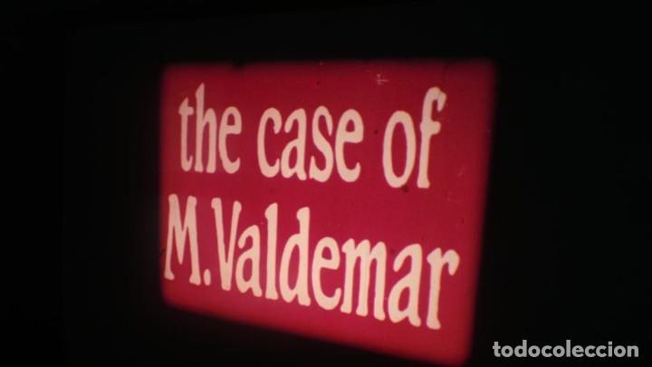 Cine: EL CASO DEL DOCTOR VALDEMAR (TERROR) PELÍCULA-SUPER 8 MM-1 x 180 MTS, RETRO-VINTAGE FILM - Foto 95 - 165910522