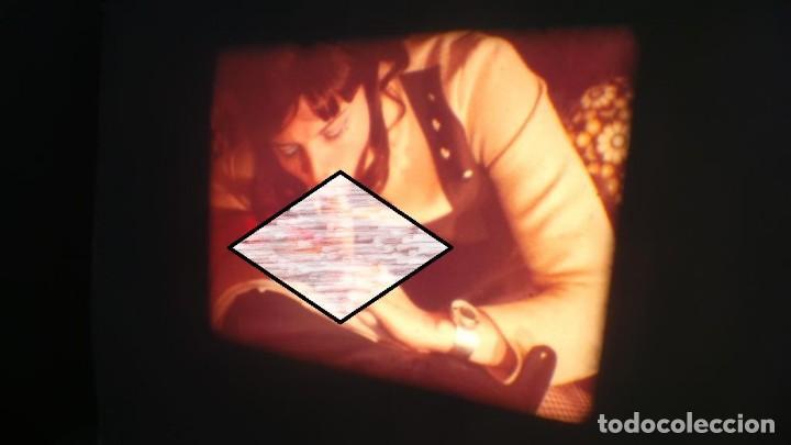 Cine: CORTOMETRAJE – ADULTOS- COLOR CLYMAX SUPER 8 MM-RETRO VINTAGE FILM - Foto 3 - 166596086
