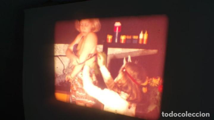 Cine: CORTOMETRAJE – ADULTOS- COLOR CLYMAX SUPER 8 MM-RETRO VINTAGE FILM - Foto 10 - 166596086