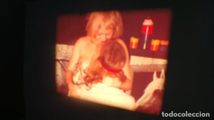 Cine: CORTOMETRAJE – ADULTOS- COLOR CLYMAX SUPER 8 MM-RETRO VINTAGE FILM - Foto 13 - 166596086