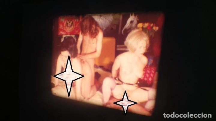 Cine: CORTOMETRAJE – ADULTOS- COLOR CLYMAX SUPER 8 MM-RETRO VINTAGE FILM - Foto 18 - 166596086