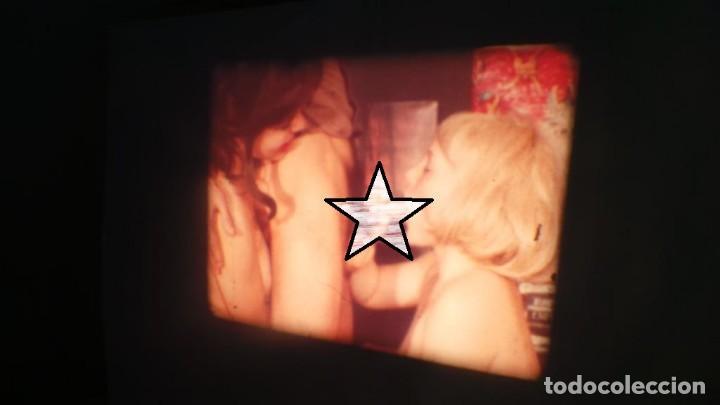 Cine: CORTOMETRAJE – ADULTOS- COLOR CLYMAX SUPER 8 MM-RETRO VINTAGE FILM - Foto 32 - 166596086