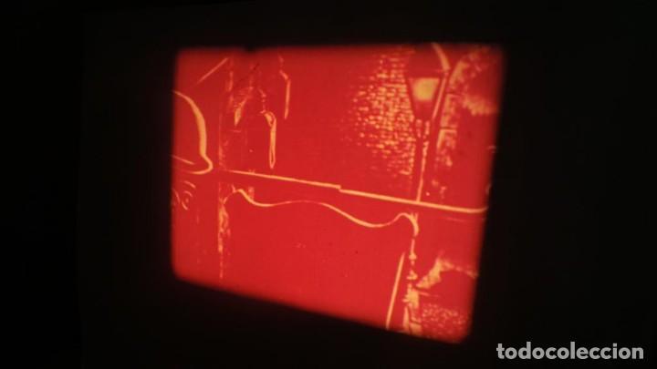 Cine: EL GATO NEGRO (TERROR)Roger Corman -PELÍCULA-SUPER 8 MM-1 x 180 MTS, RETRO-VINTAGE FILM # 2 - Foto 4 - 168527320