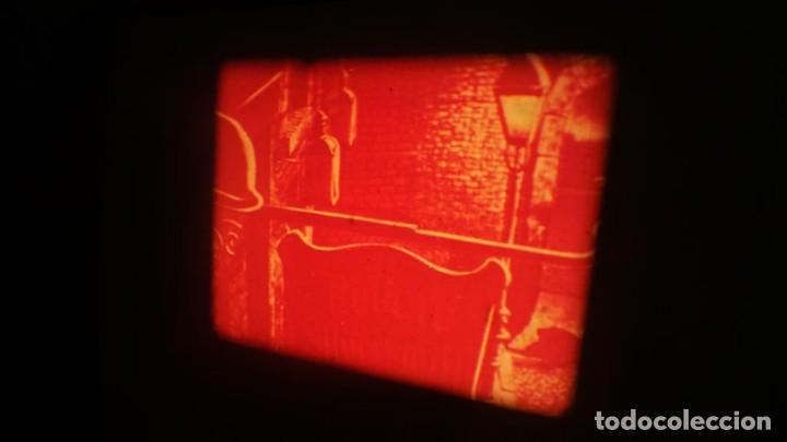 Cine: EL GATO NEGRO (TERROR)Roger Corman -PELÍCULA-SUPER 8 MM-1 x 180 MTS, RETRO-VINTAGE FILM # 2 - Foto 5 - 168527320