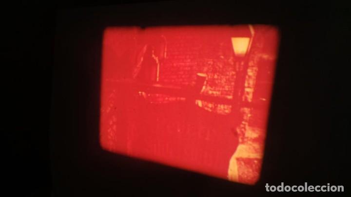 Cine: EL GATO NEGRO (TERROR)Roger Corman -PELÍCULA-SUPER 8 MM-1 x 180 MTS, RETRO-VINTAGE FILM # 2 - Foto 6 - 168527320