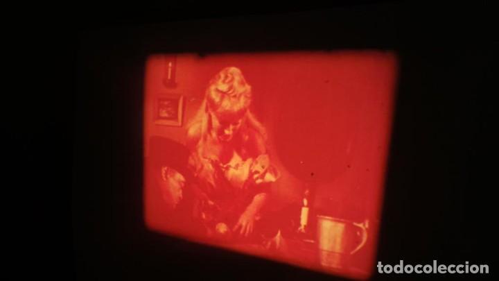 Cine: EL GATO NEGRO (TERROR)Roger Corman -PELÍCULA-SUPER 8 MM-1 x 180 MTS, RETRO-VINTAGE FILM # 2 - Foto 7 - 168527320