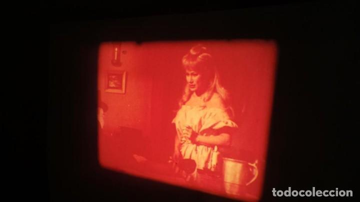 Cine: EL GATO NEGRO (TERROR)Roger Corman -PELÍCULA-SUPER 8 MM-1 x 180 MTS, RETRO-VINTAGE FILM # 2 - Foto 8 - 168527320