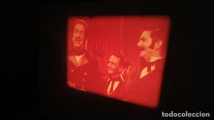 Cine: EL GATO NEGRO (TERROR)Roger Corman -PELÍCULA-SUPER 8 MM-1 x 180 MTS, RETRO-VINTAGE FILM # 2 - Foto 10 - 168527320