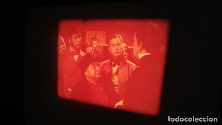 Cine: EL GATO NEGRO (TERROR)Roger Corman -PELÍCULA-SUPER 8 MM-1 x 180 MTS, RETRO-VINTAGE FILM # 2 - Foto 15 - 168527320