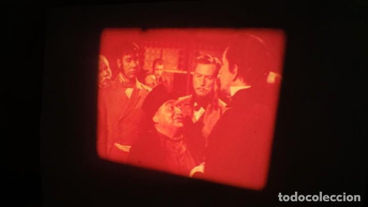 Cine: EL GATO NEGRO (TERROR)Roger Corman -PELÍCULA-SUPER 8 MM-1 x 180 MTS, RETRO-VINTAGE FILM # 2 - Foto 16 - 168527320