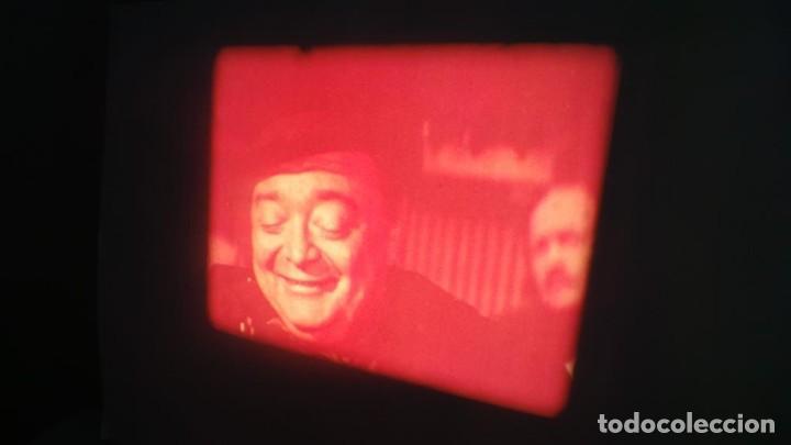 Cine: EL GATO NEGRO (TERROR)Roger Corman -PELÍCULA-SUPER 8 MM-1 x 180 MTS, RETRO-VINTAGE FILM # 2 - Foto 18 - 168527320