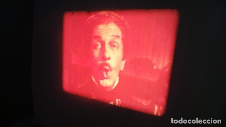 Cine: EL GATO NEGRO (TERROR)Roger Corman -PELÍCULA-SUPER 8 MM-1 x 180 MTS, RETRO-VINTAGE FILM # 2 - Foto 19 - 168527320