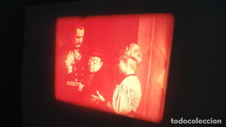 Cine: EL GATO NEGRO (TERROR)Roger Corman -PELÍCULA-SUPER 8 MM-1 x 180 MTS, RETRO-VINTAGE FILM # 2 - Foto 20 - 168527320