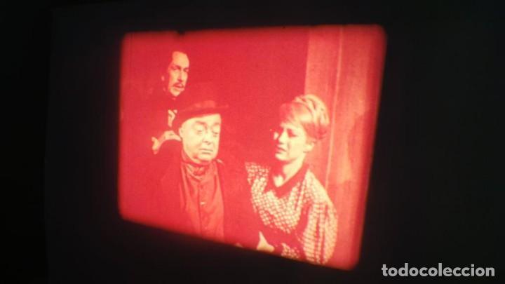 Cine: EL GATO NEGRO (TERROR)Roger Corman -PELÍCULA-SUPER 8 MM-1 x 180 MTS, RETRO-VINTAGE FILM # 2 - Foto 21 - 168527320