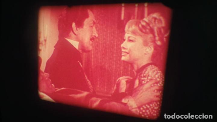 Cine: EL GATO NEGRO (TERROR)Roger Corman -PELÍCULA-SUPER 8 MM-1 x 180 MTS, RETRO-VINTAGE FILM # 2 - Foto 28 - 168527320