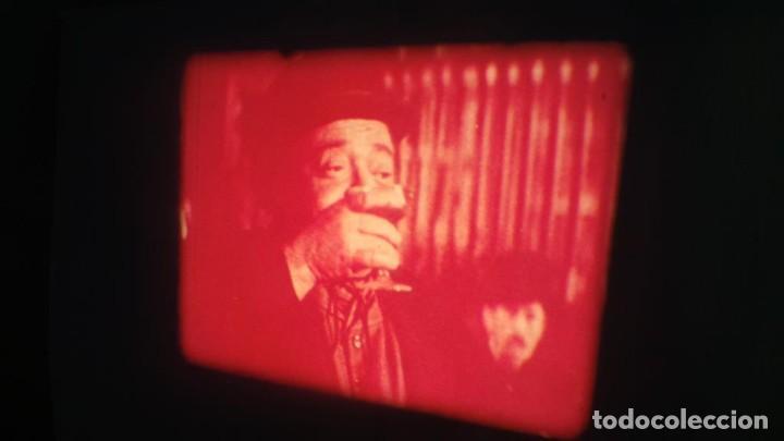 Cine: EL GATO NEGRO (TERROR)Roger Corman -PELÍCULA-SUPER 8 MM-1 x 180 MTS, RETRO-VINTAGE FILM # 2 - Foto 29 - 168527320