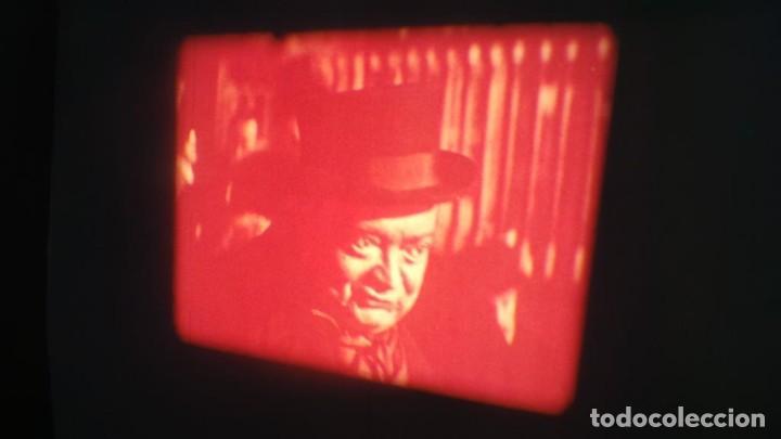 Cine: EL GATO NEGRO (TERROR)Roger Corman -PELÍCULA-SUPER 8 MM-1 x 180 MTS, RETRO-VINTAGE FILM # 2 - Foto 30 - 168527320