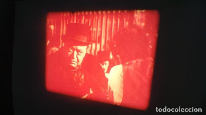 Cine: EL GATO NEGRO (TERROR)Roger Corman -PELÍCULA-SUPER 8 MM-1 x 180 MTS, RETRO-VINTAGE FILM # 2 - Foto 31 - 168527320