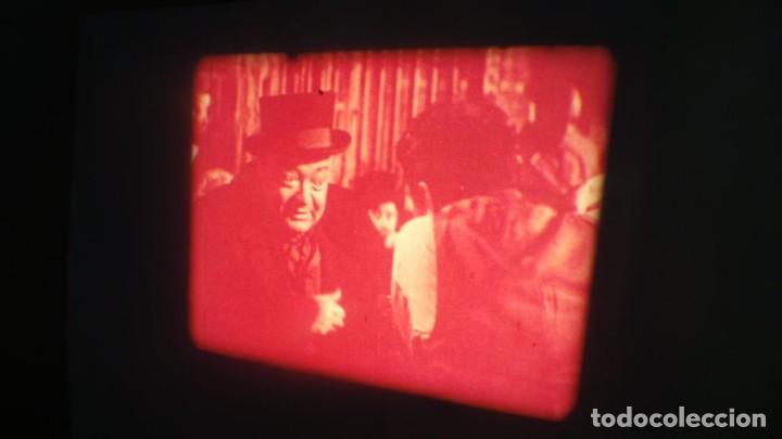 Cine: EL GATO NEGRO (TERROR)Roger Corman -PELÍCULA-SUPER 8 MM-1 x 180 MTS, RETRO-VINTAGE FILM # 2 - Foto 32 - 168527320