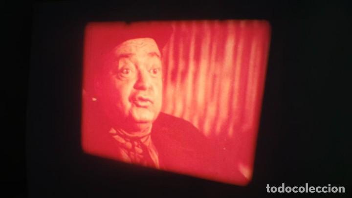 Cine: EL GATO NEGRO (TERROR)Roger Corman -PELÍCULA-SUPER 8 MM-1 x 180 MTS, RETRO-VINTAGE FILM # 2 - Foto 34 - 168527320