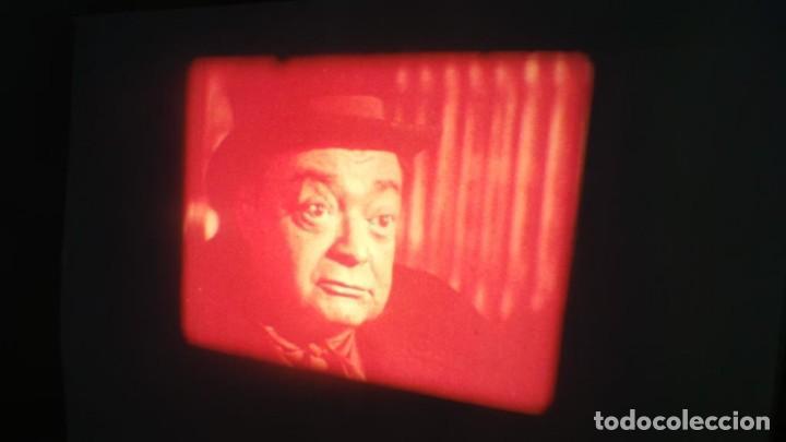 Cine: EL GATO NEGRO (TERROR)Roger Corman -PELÍCULA-SUPER 8 MM-1 x 180 MTS, RETRO-VINTAGE FILM # 2 - Foto 35 - 168527320