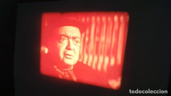Cine: EL GATO NEGRO (TERROR)Roger Corman -PELÍCULA-SUPER 8 MM-1 x 180 MTS, RETRO-VINTAGE FILM # 2 - Foto 36 - 168527320