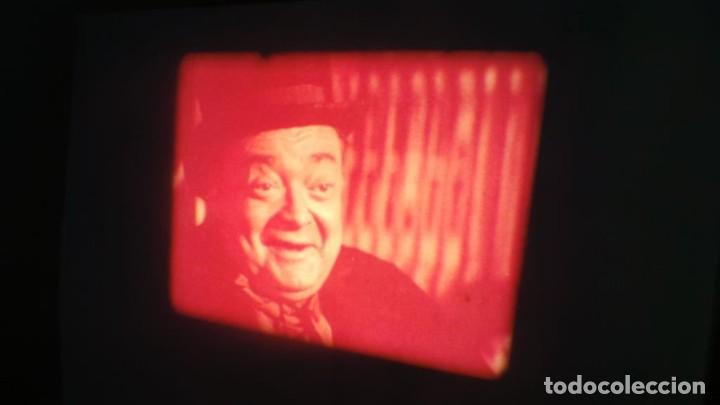 Cine: EL GATO NEGRO (TERROR)Roger Corman -PELÍCULA-SUPER 8 MM-1 x 180 MTS, RETRO-VINTAGE FILM # 2 - Foto 37 - 168527320