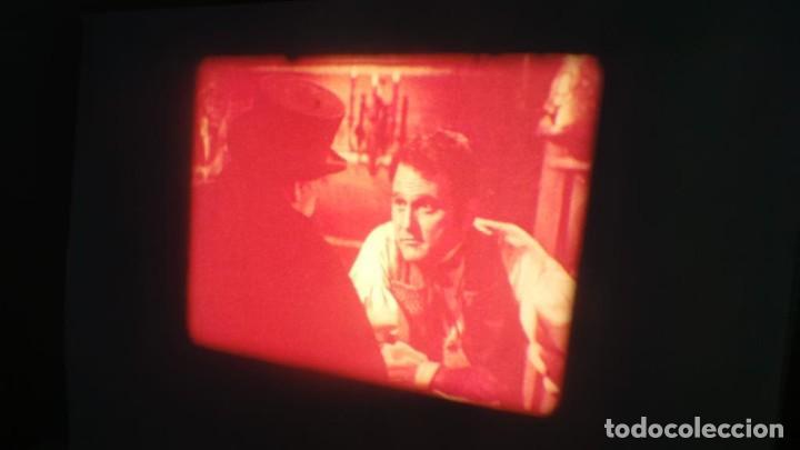 Cine: EL GATO NEGRO (TERROR)Roger Corman -PELÍCULA-SUPER 8 MM-1 x 180 MTS, RETRO-VINTAGE FILM # 2 - Foto 38 - 168527320