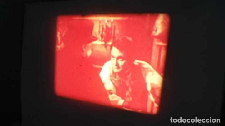 Cine: EL GATO NEGRO (TERROR)Roger Corman -PELÍCULA-SUPER 8 MM-1 x 180 MTS, RETRO-VINTAGE FILM # 2 - Foto 39 - 168527320