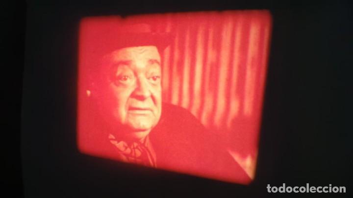 Cine: EL GATO NEGRO (TERROR)Roger Corman -PELÍCULA-SUPER 8 MM-1 x 180 MTS, RETRO-VINTAGE FILM # 2 - Foto 40 - 168527320