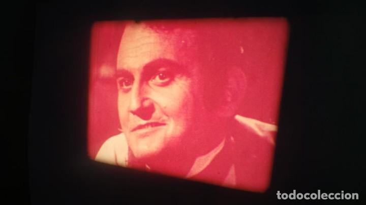 Cine: EL GATO NEGRO (TERROR)Roger Corman -PELÍCULA-SUPER 8 MM-1 x 180 MTS, RETRO-VINTAGE FILM # 2 - Foto 41 - 168527320
