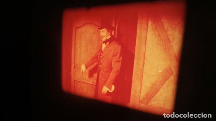 Cine: EL GATO NEGRO (TERROR)Roger Corman -PELÍCULA-SUPER 8 MM-1 x 180 MTS, RETRO-VINTAGE FILM # 2 - Foto 42 - 168527320