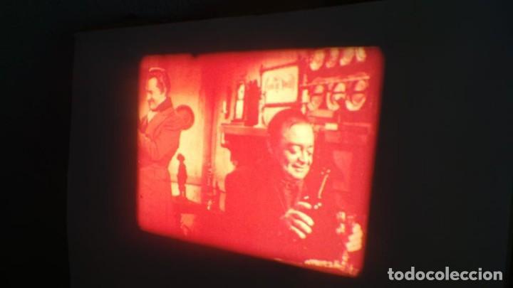 Cine: EL GATO NEGRO (TERROR)Roger Corman -PELÍCULA-SUPER 8 MM-1 x 180 MTS, RETRO-VINTAGE FILM # 2 - Foto 43 - 168527320