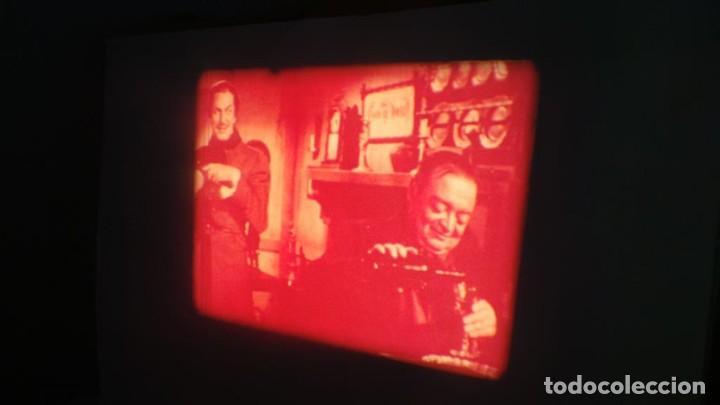 Cine: EL GATO NEGRO (TERROR)Roger Corman -PELÍCULA-SUPER 8 MM-1 x 180 MTS, RETRO-VINTAGE FILM # 2 - Foto 44 - 168527320