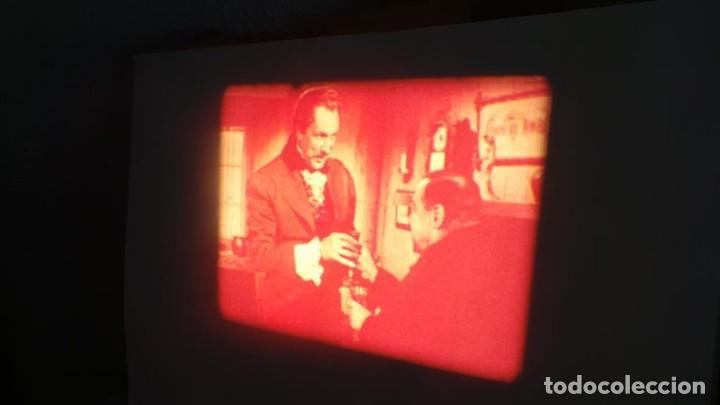 Cine: EL GATO NEGRO (TERROR)Roger Corman -PELÍCULA-SUPER 8 MM-1 x 180 MTS, RETRO-VINTAGE FILM # 2 - Foto 45 - 168527320