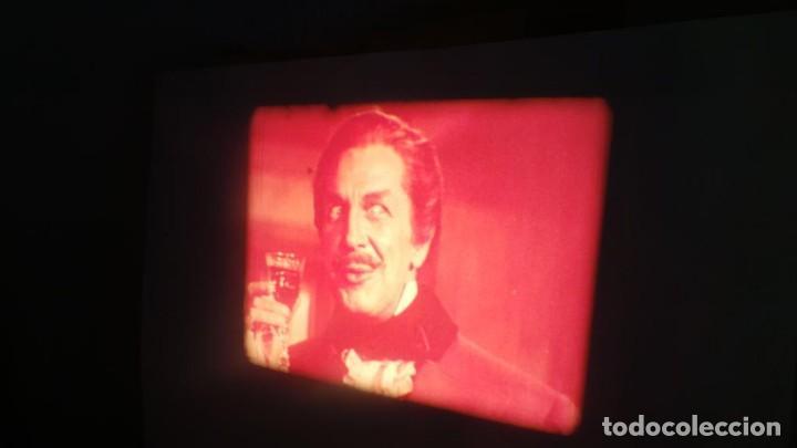 Cine: EL GATO NEGRO (TERROR)Roger Corman -PELÍCULA-SUPER 8 MM-1 x 180 MTS, RETRO-VINTAGE FILM # 2 - Foto 46 - 168527320