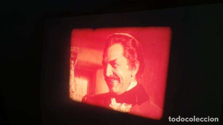 Cine: EL GATO NEGRO (TERROR)Roger Corman -PELÍCULA-SUPER 8 MM-1 x 180 MTS, RETRO-VINTAGE FILM # 2 - Foto 47 - 168527320
