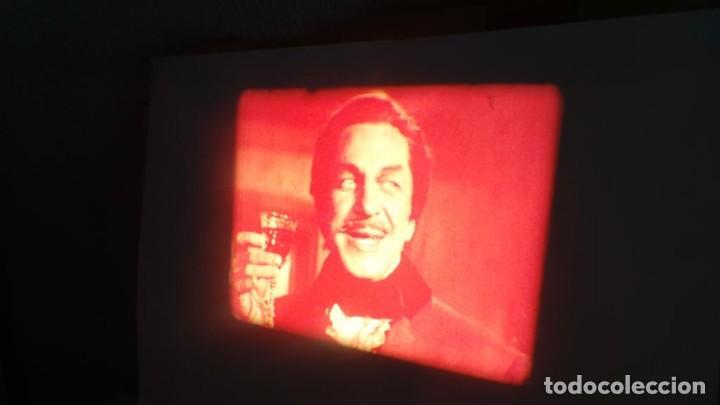 Cine: EL GATO NEGRO (TERROR)Roger Corman -PELÍCULA-SUPER 8 MM-1 x 180 MTS, RETRO-VINTAGE FILM # 2 - Foto 48 - 168527320