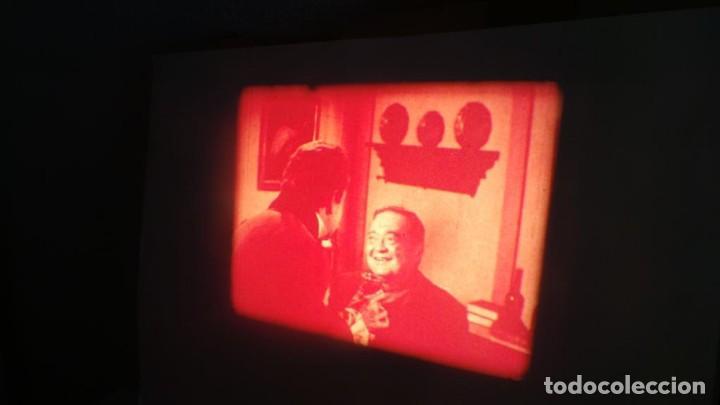Cine: EL GATO NEGRO (TERROR)Roger Corman -PELÍCULA-SUPER 8 MM-1 x 180 MTS, RETRO-VINTAGE FILM # 2 - Foto 49 - 168527320