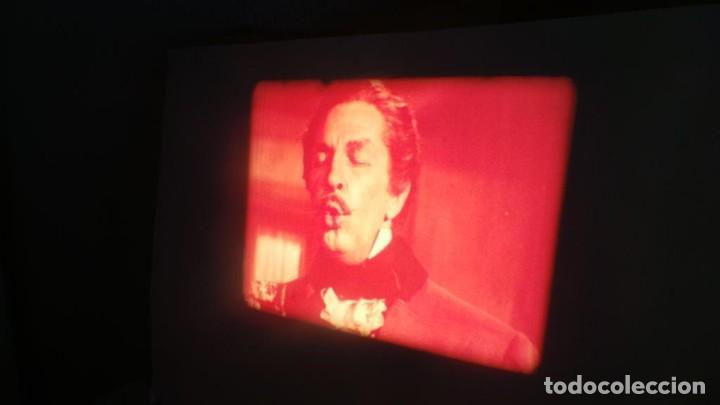 Cine: EL GATO NEGRO (TERROR)Roger Corman -PELÍCULA-SUPER 8 MM-1 x 180 MTS, RETRO-VINTAGE FILM # 2 - Foto 51 - 168527320