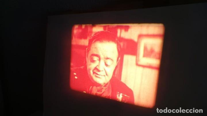 Cine: EL GATO NEGRO (TERROR)Roger Corman -PELÍCULA-SUPER 8 MM-1 x 180 MTS, RETRO-VINTAGE FILM # 2 - Foto 52 - 168527320