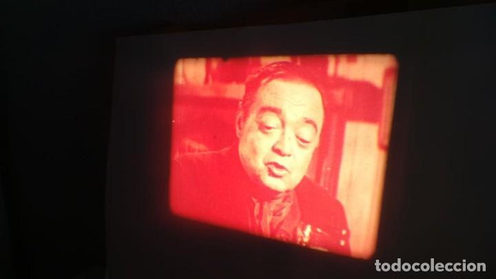 Cine: EL GATO NEGRO (TERROR)Roger Corman -PELÍCULA-SUPER 8 MM-1 x 180 MTS, RETRO-VINTAGE FILM # 2 - Foto 54 - 168527320