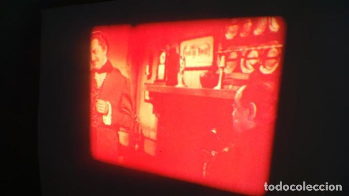 Cine: EL GATO NEGRO (TERROR)Roger Corman -PELÍCULA-SUPER 8 MM-1 x 180 MTS, RETRO-VINTAGE FILM # 2 - Foto 56 - 168527320