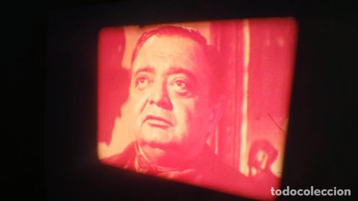 Cine: EL GATO NEGRO (TERROR)Roger Corman -PELÍCULA-SUPER 8 MM-1 x 180 MTS, RETRO-VINTAGE FILM # 2 - Foto 57 - 168527320