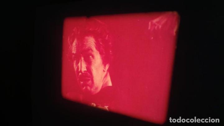 Cine: EL GATO NEGRO (TERROR)Roger Corman -PELÍCULA-SUPER 8 MM-1 x 180 MTS, RETRO-VINTAGE FILM # 2 - Foto 59 - 168527320