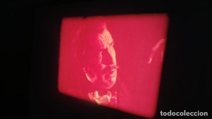 Cine: EL GATO NEGRO (TERROR)Roger Corman -PELÍCULA-SUPER 8 MM-1 x 180 MTS, RETRO-VINTAGE FILM # 2 - Foto 60 - 168527320