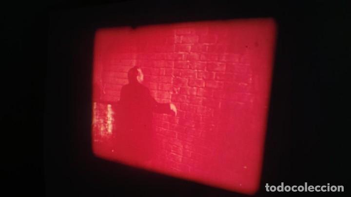 Cine: EL GATO NEGRO (TERROR)Roger Corman -PELÍCULA-SUPER 8 MM-1 x 180 MTS, RETRO-VINTAGE FILM # 2 - Foto 63 - 168527320