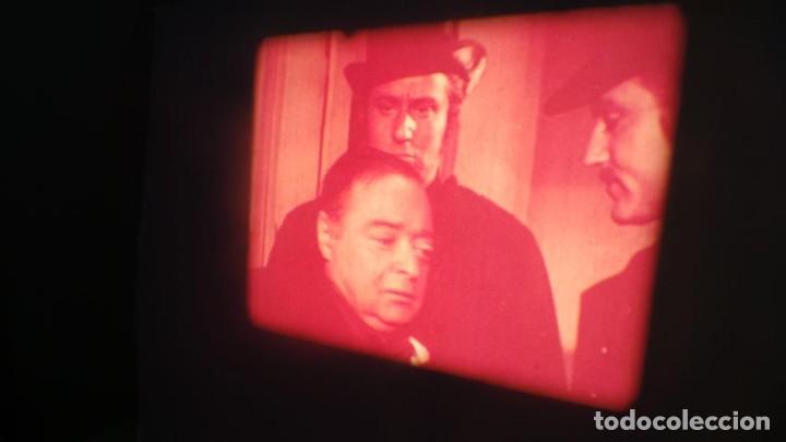 Cine: EL GATO NEGRO (TERROR)Roger Corman -PELÍCULA-SUPER 8 MM-1 x 180 MTS, RETRO-VINTAGE FILM # 2 - Foto 71 - 168527320